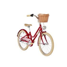 "Creme Mini Molly 20"" Juniorcykel Barn röd"